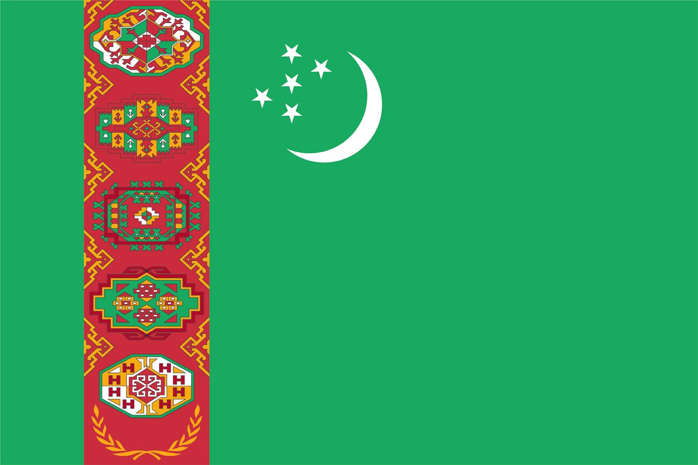 turkmen, türkmenistan, flag, bayrak, türkmen, Türk devletleri,