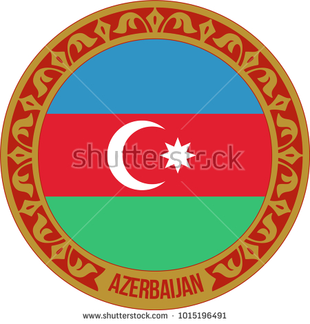 icon, nation, illustration, isolated, world, round, flag, state, national, design, white, color, badge, red, sign, vector, caspian, banner, country, symbol, circle, background, graphic, azerbaijan, button, emblem, south caucasus, azerbaycan,