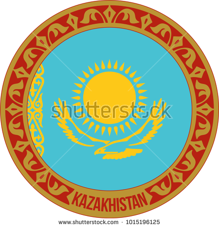 kazakhstan, design, element, background, illustration, vector, graphic, circle, ornament, decoration, decorative, banner, vintage, symbol, round, red, isolated, card, traditional, art, retro, badge, border, pattern, abstract, template, kazakistan