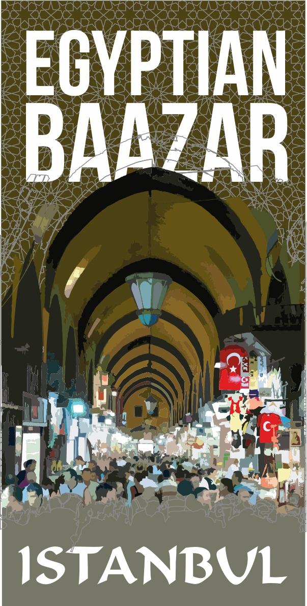 Egyptian, Baazar, Mısır Çarşısı,