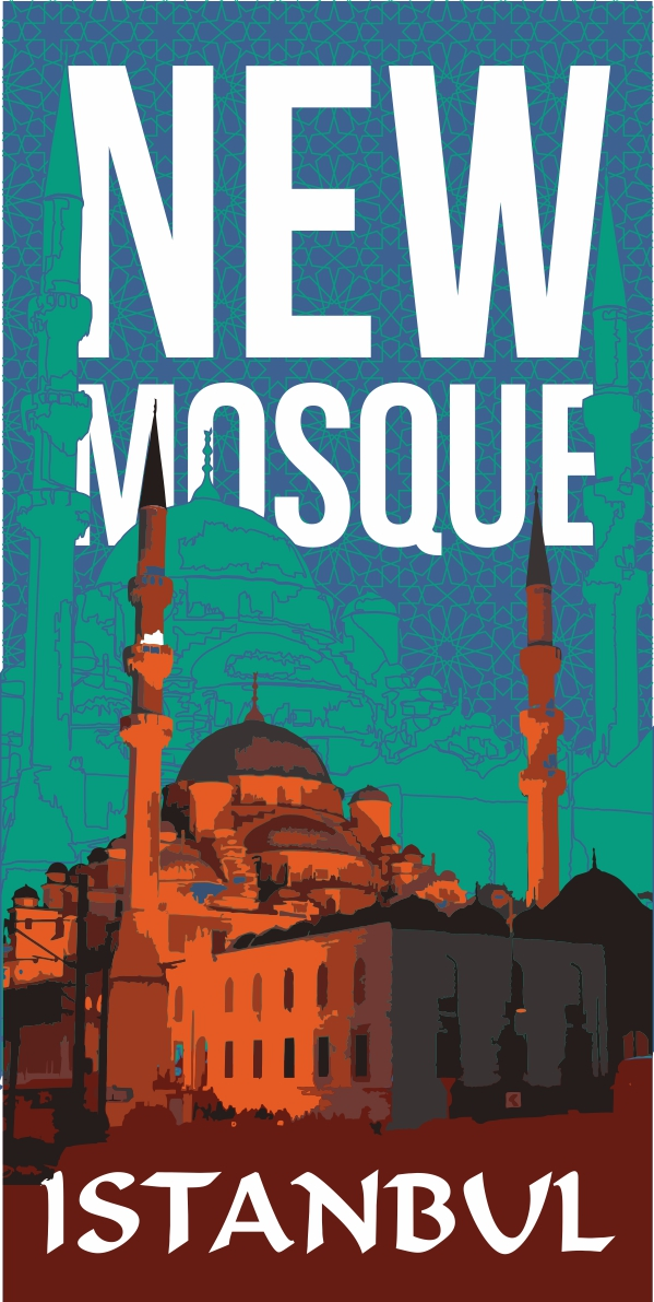 New Mosque, yeni cami
