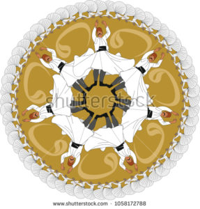 stock-vector-dervish-symbolic-study-of-mevlevi-mystical-dance-the-mevlevi-dervishes-would-return-by-making-a-1058172788