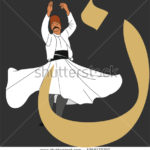 stock-vector-dervish-symbolic-study-of-mevlevi-mystical-dance-the-mevlevi-dervishes-would-return-by-making-a-1058172797