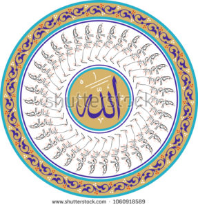 stock-vector-everything-in-the-islamic-world-begins-with-the-name-of-allah-this-table-with-bismillah-and-1060918589