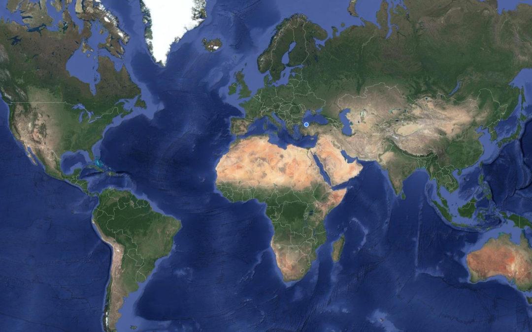 Tam 25 Ülke ve Tanımadığım Birçok İnsan