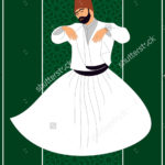 stock-vector-dervish-symbolic-study-of-mevlevi-mystical-dance-this-painting-represents-a-movement-of-this-1095341432