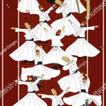 stock-vector-sema-is-a-ritual-of-mevlevi-belief-mevlevihane-mevlevi-house-is-where-these-ceremonies-took-1095442946