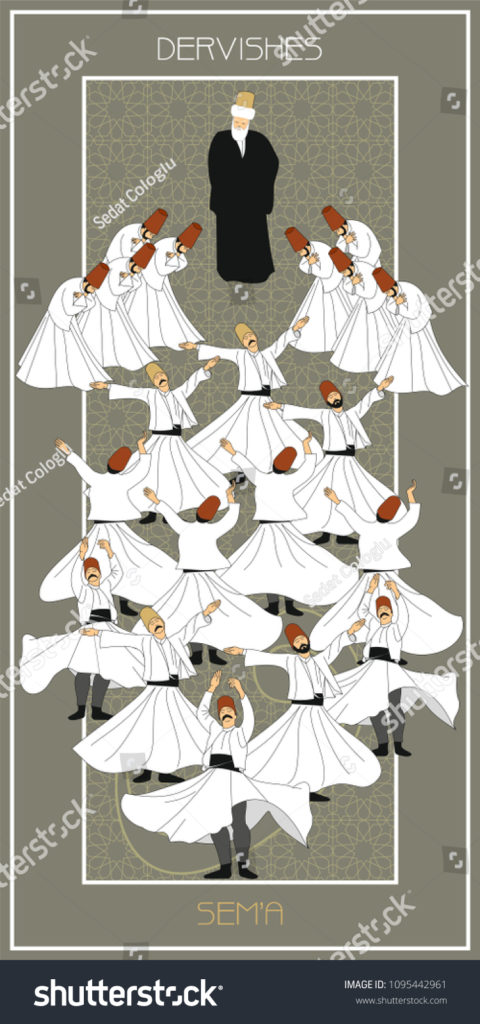 stock-vector-sema-is-a-ritual-of-mevlevi-belief-mevlevihane-mevlevi-house-is-where-these-ceremonies-took-1095442961