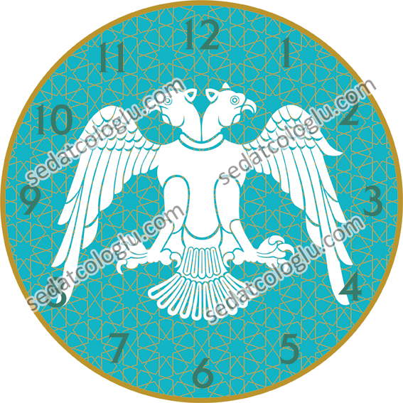 ClockFlag_10 SELCHUK EAGLE