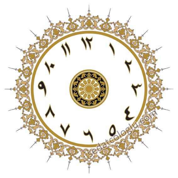 Clock_07 MOTIF