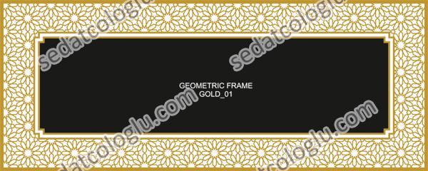 GeoFramesGold_01