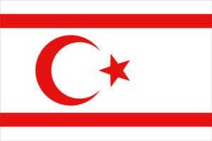 KKTC Flag