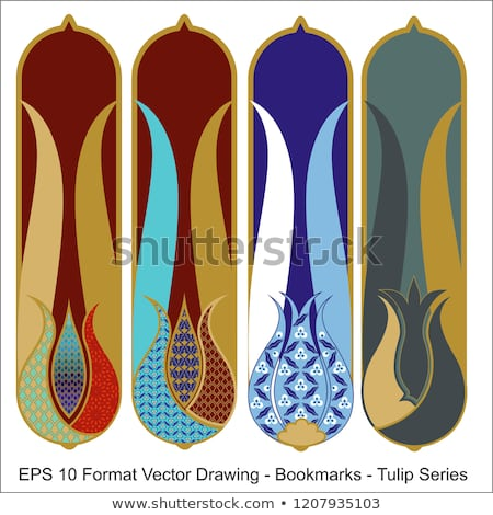 vector-set-ornate-vertical-bookmark-450w-1207935103