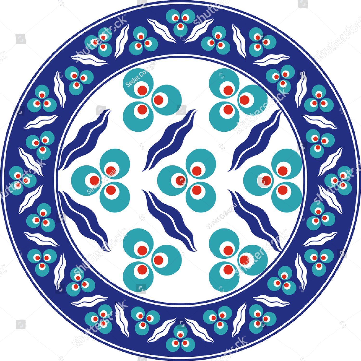 stock-vector-vector-drawing-for-ceramic-plate-it-is-mostly-prepared-with-blue-red-and-white-colors-ottoman-1249982677