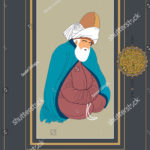 stock-vector-vector-hand-drawn-mevlana-poster-it-can-be-used-as-wall-decoration-table-gift-card-book-1238799550