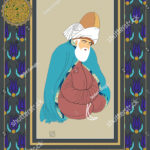 stock-vector-vector-hand-drawn-mevlana-poster-it-can-be-used-as-wall-decoration-table-gift-card-book-1243722823