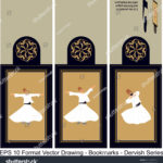 stock-vector-vector-set-of-ornate-vertical-bookmark-cards-in-dervish-style-it-can-be-used-as-wall-board-banner-1231069027