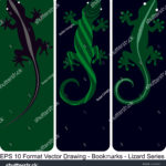 stock-vector-vector-set-of-ornate-vertical-bookmark-cards-in-lizard-style-it-can-be-used-as-wall-board-banner-1243670809