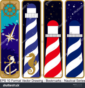 stock-vector-vector-set-of-ornate-vertical-bookmark-cards-in-nautical-style-it-can-be-used-as-wall-board-1221951646