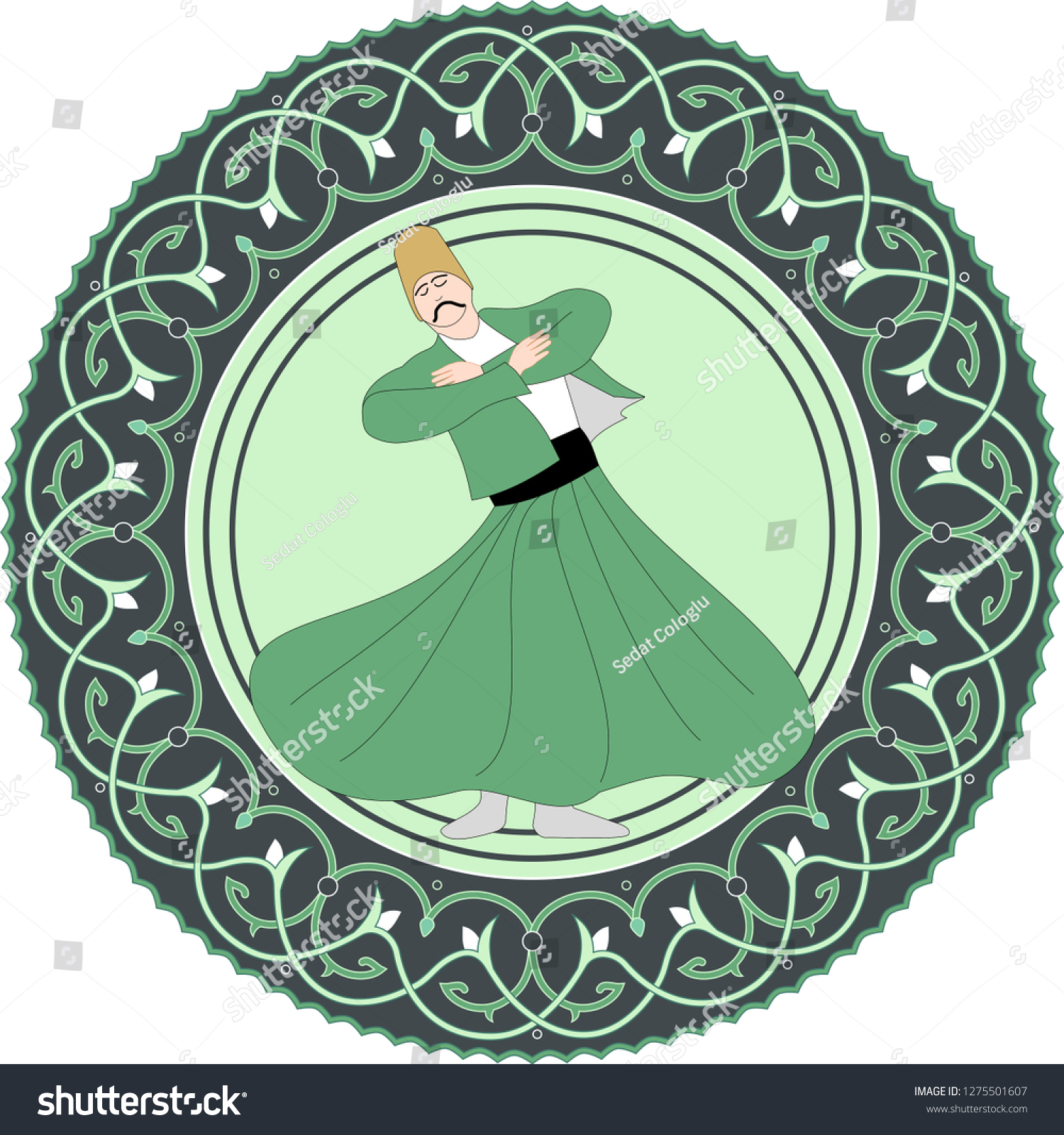 stock-vector-whirling-dervish-sufi-eps-format-vector-drawing-symbolic-study-of-mevlevi-mystical-dance-it-can-1275501607