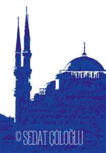 sultanahmet, istanbul, cami,