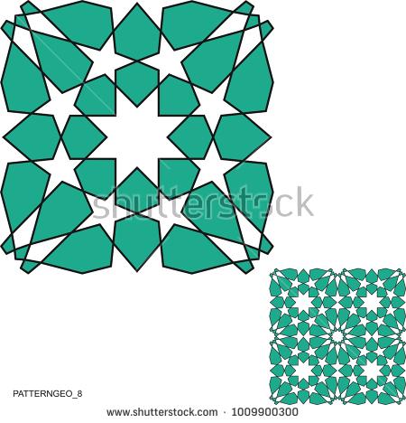 osmanlı, geometric, motif, geometrik,