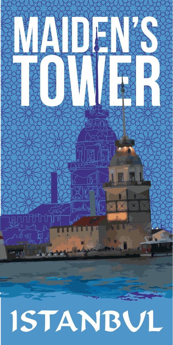 Maiden Tower, kızkulesi,