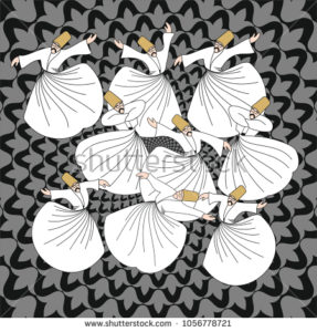 stock-vector-dervish-symbolic-study-of-mevlevi-mystical-dance-the-mevlevi-dervishes-would-return-by-making-a-1056778721