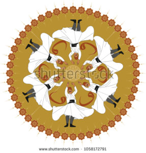 stock-vector-dervish-symbolic-study-of-mevlevi-mystical-dance-the-mevlevi-dervishes-would-return-by-making-a-1058172791
