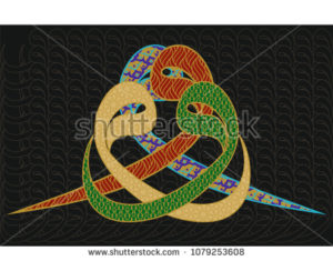 stock-vector-from-the-arabic-alphabet-wav-represents-the-knowing-of-the-servant-and-the-prostration-two-wav-is-1079253608
