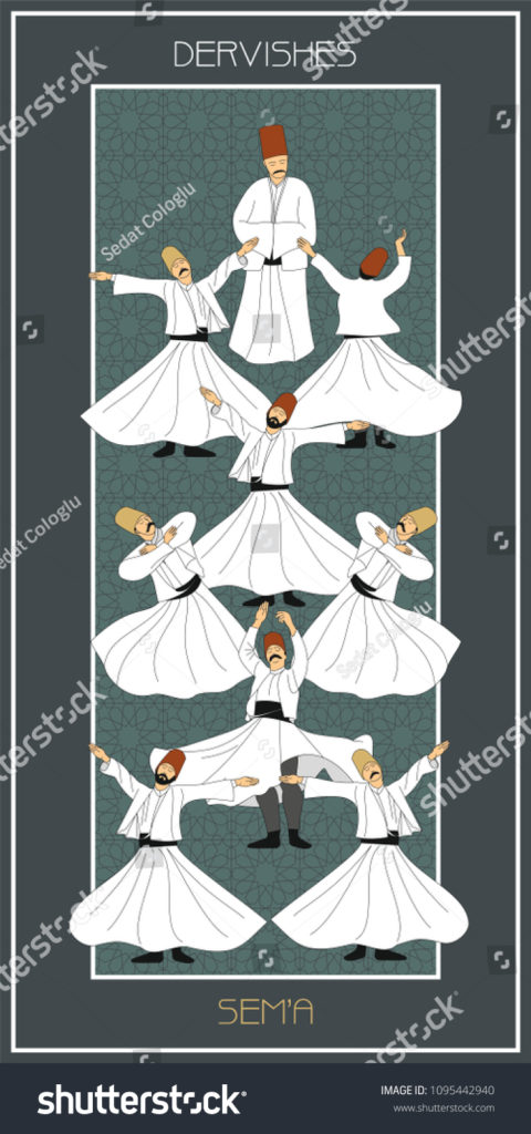 stock-vector-sema-is-a-ritual-of-mevlevi-belief-mevlevihane-mevlevi-house-is-where-these-ceremonies-took-1095442940
