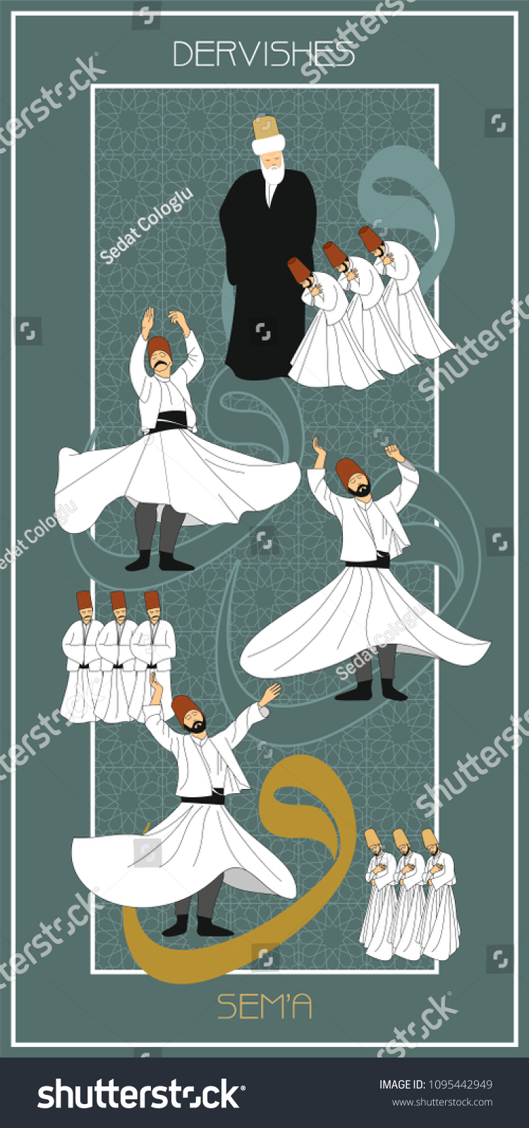 stock-vector-sema-is-a-ritual-of-mevlevi-belief-mevlevihane-mevlevi-house-is-where-these-ceremonies-took-1095442949