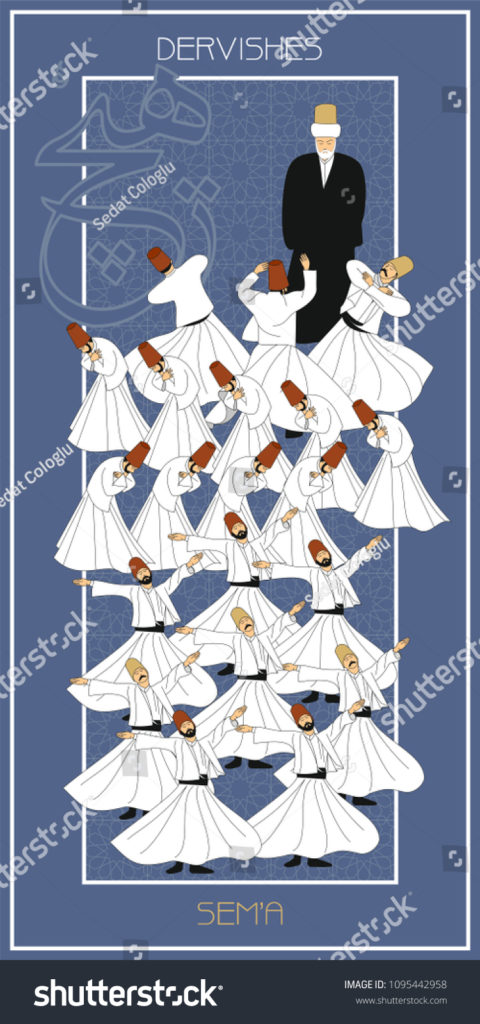 stock-vector-sema-is-a-ritual-of-mevlevi-belief-mevlevihane-mevlevi-house-is-where-these-ceremonies-took-1095442958
