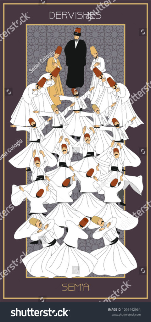 stock-vector-sema-is-a-ritual-of-mevlevi-belief-mevlevihane-mevlevi-house-is-where-these-ceremonies-took-1095442964