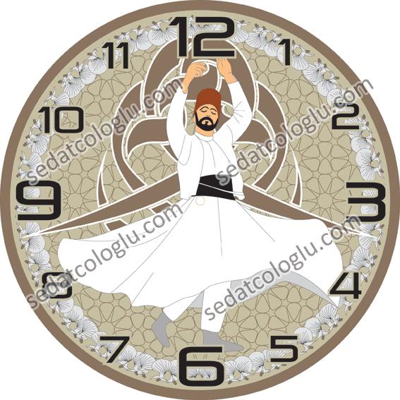 Clock_28 DERVISH