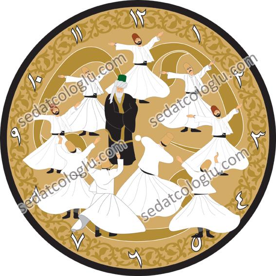 Clock_30 DERVISHES