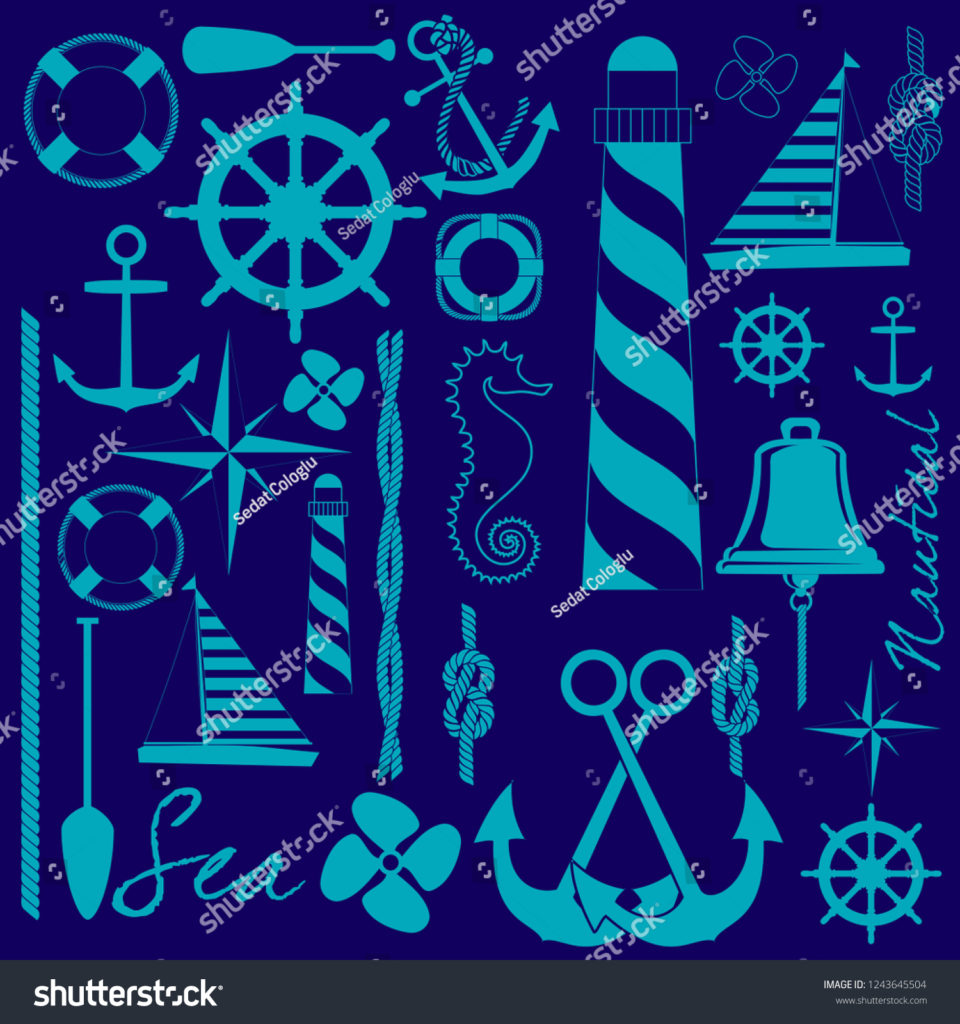 stock-vector-maritime-related-objects-eps-format-vector-illustration-it-can-be-used-for-various-printing-1243645504