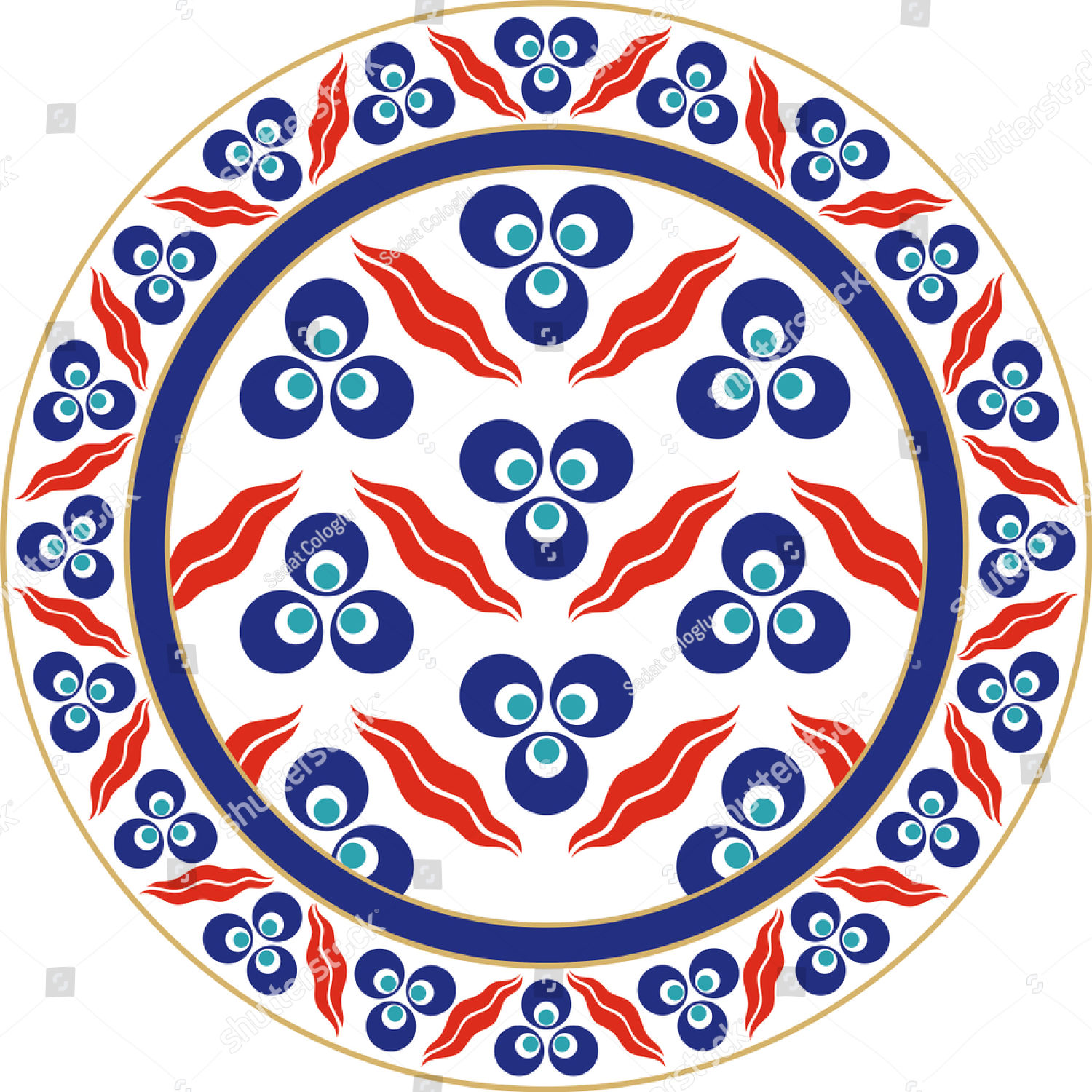 stock-vector-vector-drawing-for-ceramic-plate-it-is-mostly-prepared-with-blue-red-and-white-colors-ottoman-1249982674