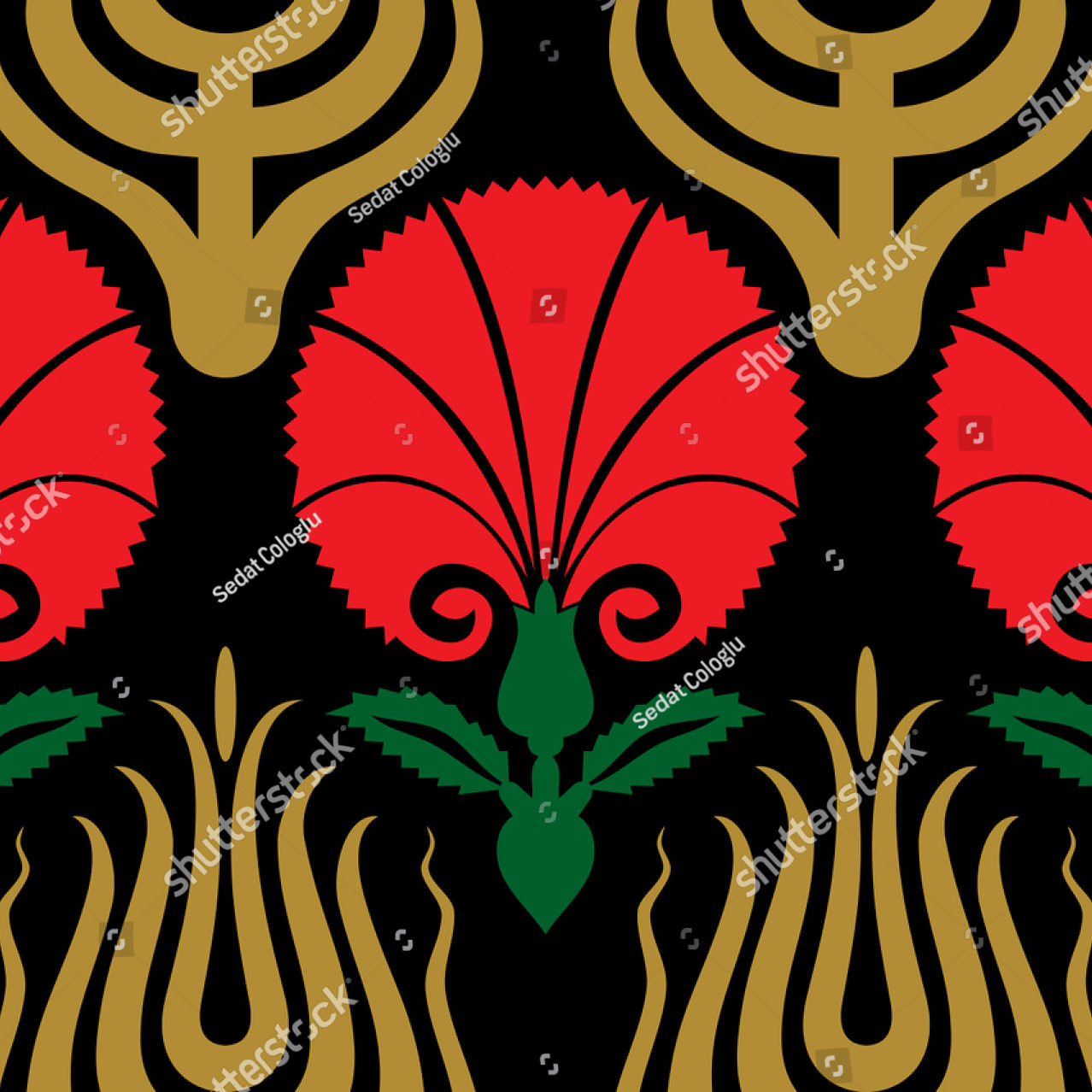 stock-vector-ottoman-carnation-and-tulip-figure-textile-design-it-can-be-used-as-wallpaper-gift-or-wrapping-1350022487