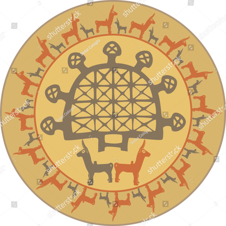 stock-vector-vector-set-of-ornate-motif-anatolian-civilizations-series-hittite-empire-vector-drawing-for-1381455611
